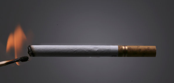 Should Cigarette Smoking Be Banned Essay