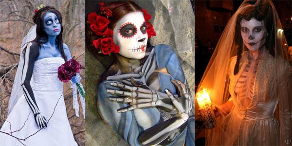 Что можно сделать костюмы на хэллоуин своими руками