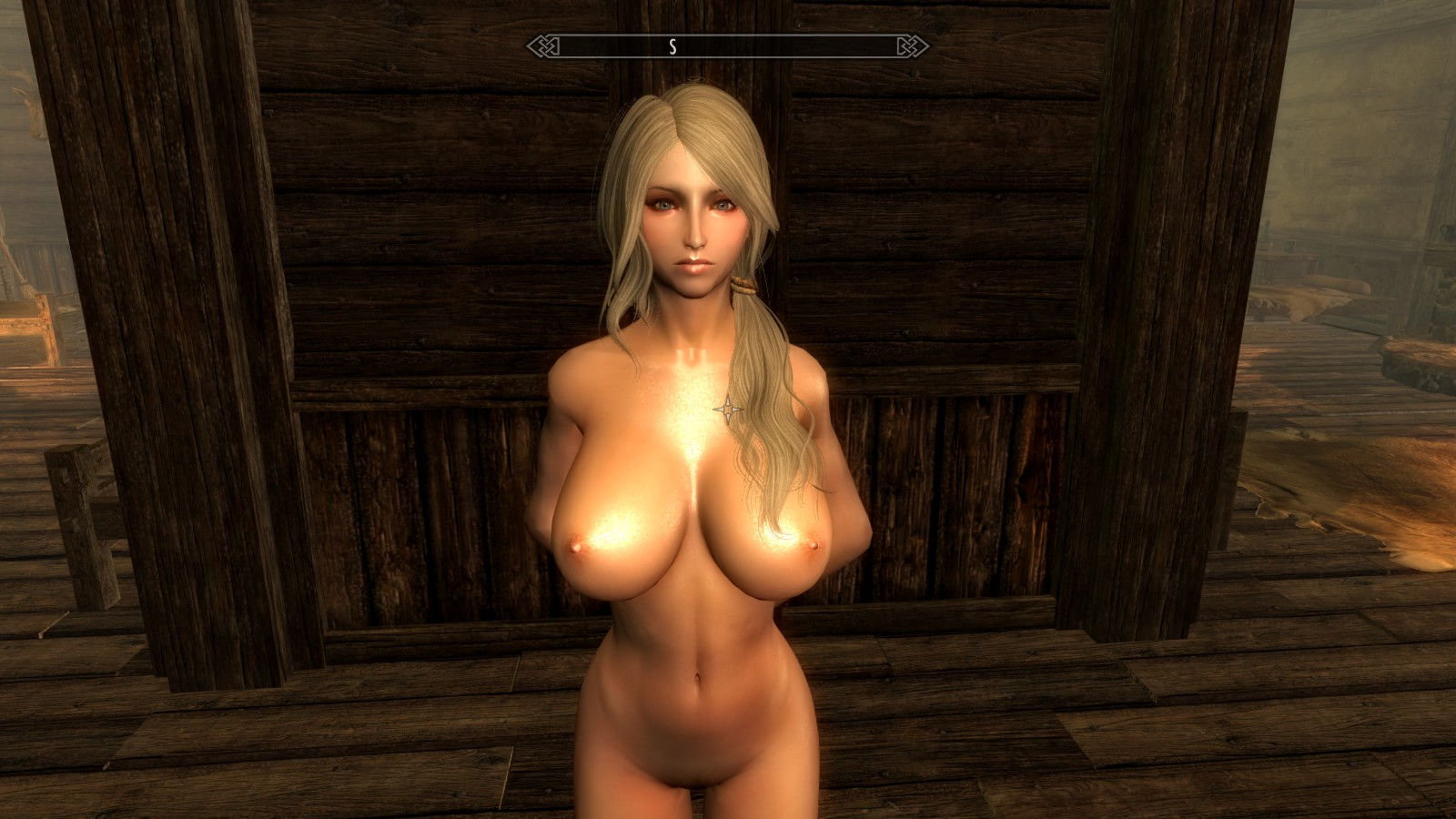 Skyrim succubus boobs cartoon pic