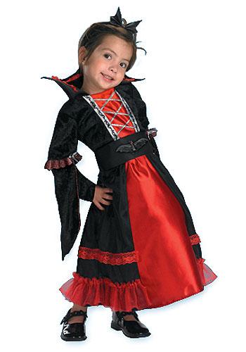 Как сделать костюм вампира в домашних условиях для девочек